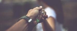 God wants us to reach out for him and find him