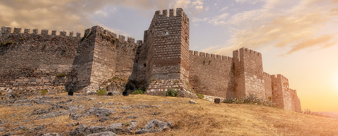 A Strong Fortress (Psalm 31:2)